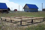 Свайно винтовой Фундамент в Бобр и район установка