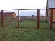 Ворота и калитки продаем,  привозим бесплатно