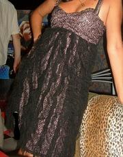 Продам брендовое дизайнерское платье Mango.