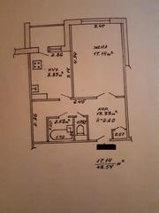 Продам 1-комнатную квартиру на Даманском