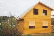 Дом-Баня из бруса готовые срубы с установкой-10 дней недор Бобруйск