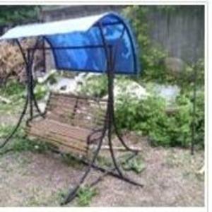 Садовые разборные качели с доставкой в Бобруйске