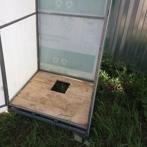 Туалет дачный с доставкой в Бобруйске