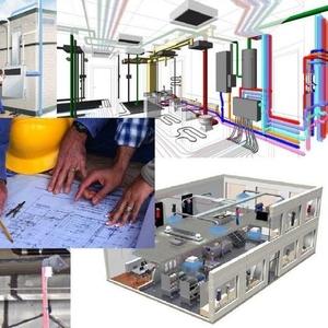 Проектирование инженерных систем и устройств.