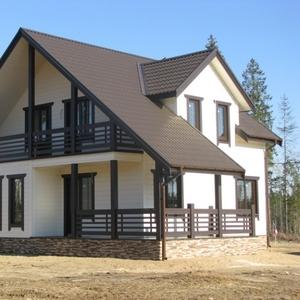 Производство и строительство каркасных домов. Бобруйск