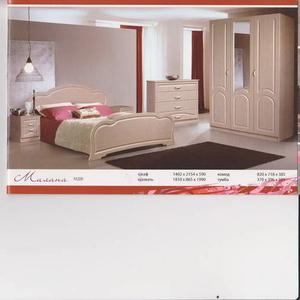 Продам новую оригинальную спальню МДФ