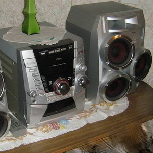 Продам муз.центр AIWA JAX-T7