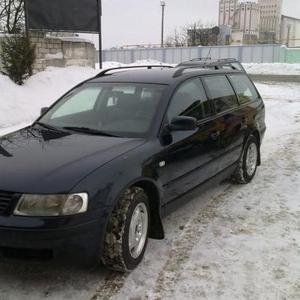 Volkswage Passat 2000г 1, 9 tdi универсал темно-синий