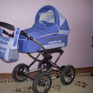 Детская коляска Bebetto Expander в отличном состоянии