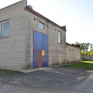 Здание 1984 года постройки,  производственного назначения