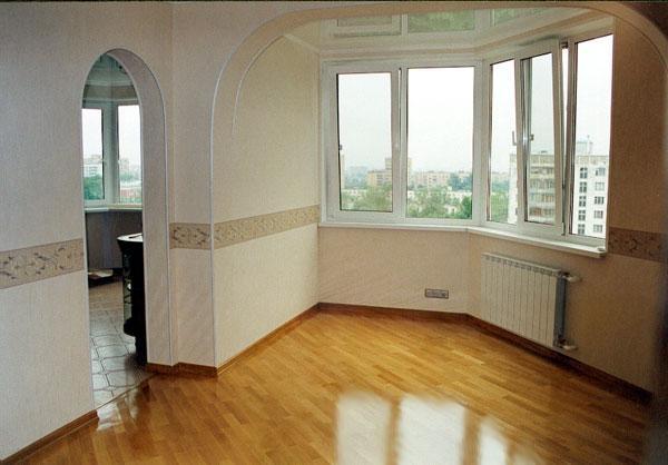 комплексный ремонт  квартир по доступным ценам 5