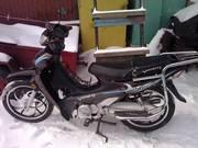Продам скутер вайпер актив 110 сс