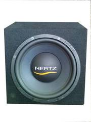 продам саб Hertz + усилитель Lanzar