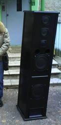 Продам акустику,  пару,  360 Вт (180*2)
