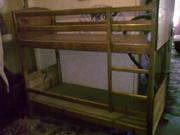 Продам кровать 2х-ярусную подростковую