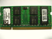 Оперативная память для Ноутбука DDR2 Кingston 1Гиг