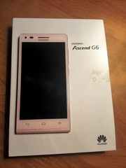 Huawei Ascend G6 розовый