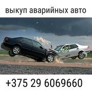 выкуп битых авто Бобруйск